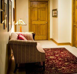 hallway, hall, passageway