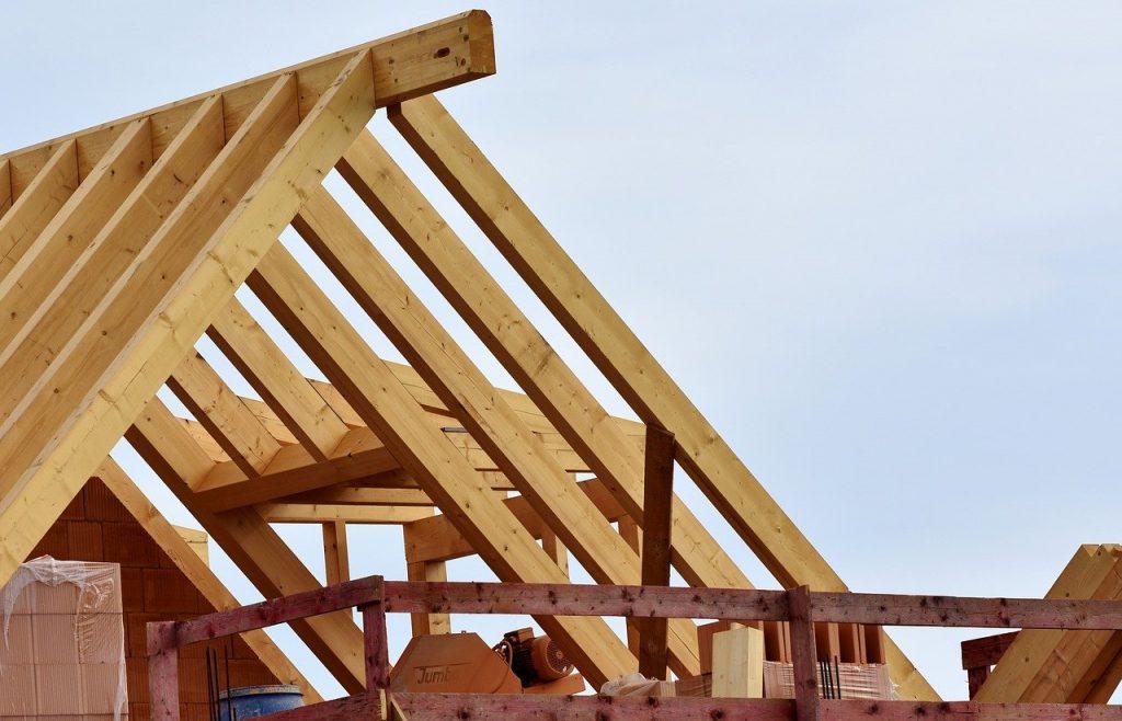 roof truss, entablature, architecture